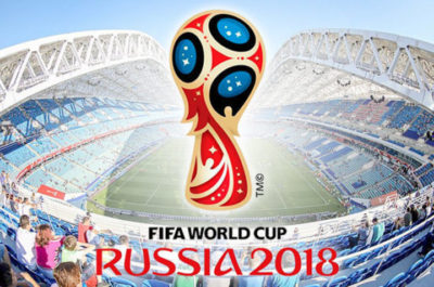 Security of the 2018 FIFA world Cup